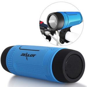 Haut-parleur Bluetooth pour vélo
